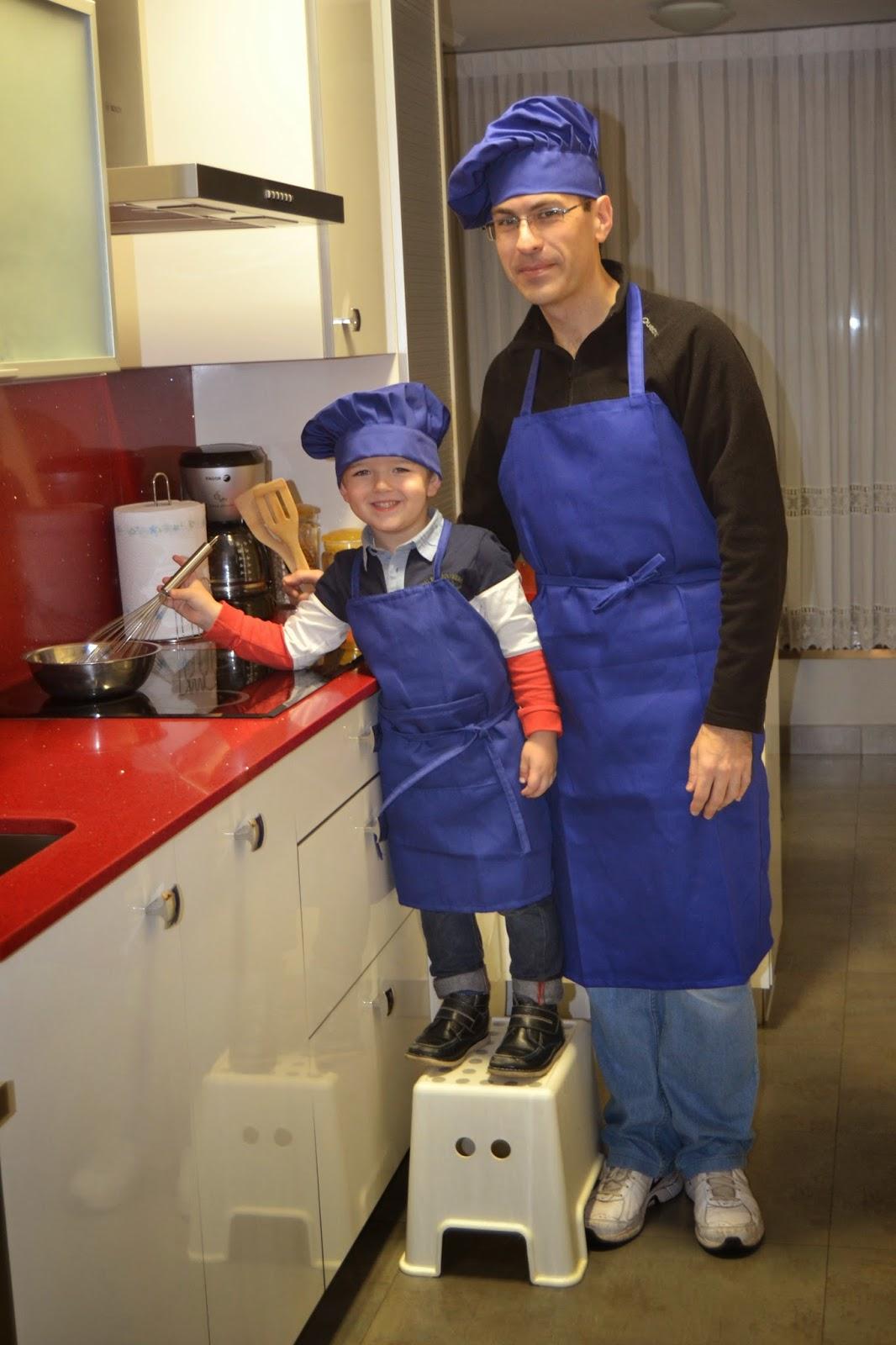 Vestuario laboral bilresa cocina en familia for Cocina en familia