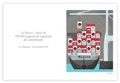 Clod illustration Fait divers le Parisien