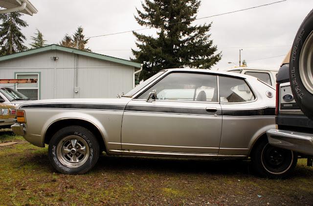 1974 Dodge Colt GT Mitsubishi Galant.