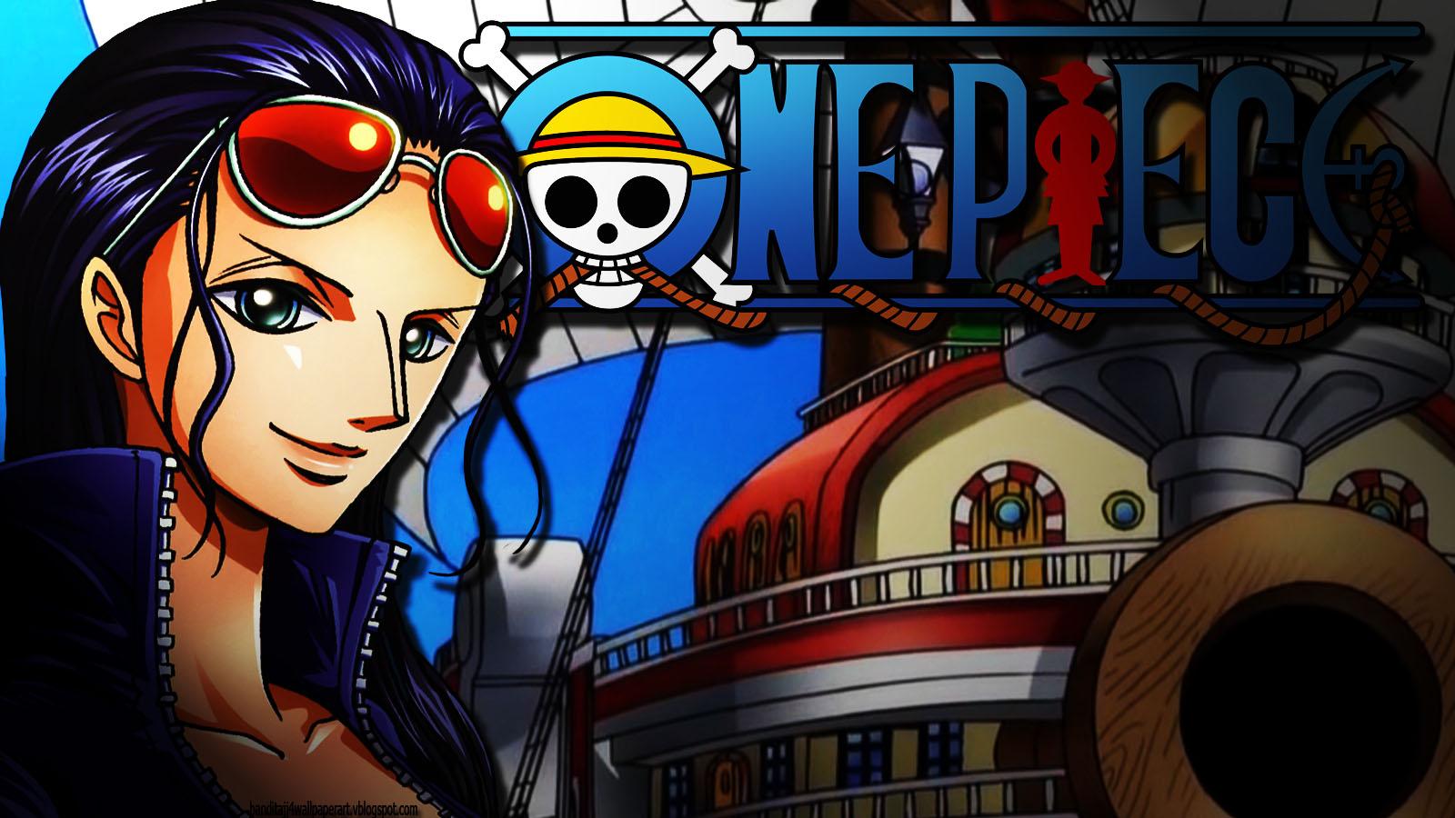 Nico Robin One Piece Wallpapers