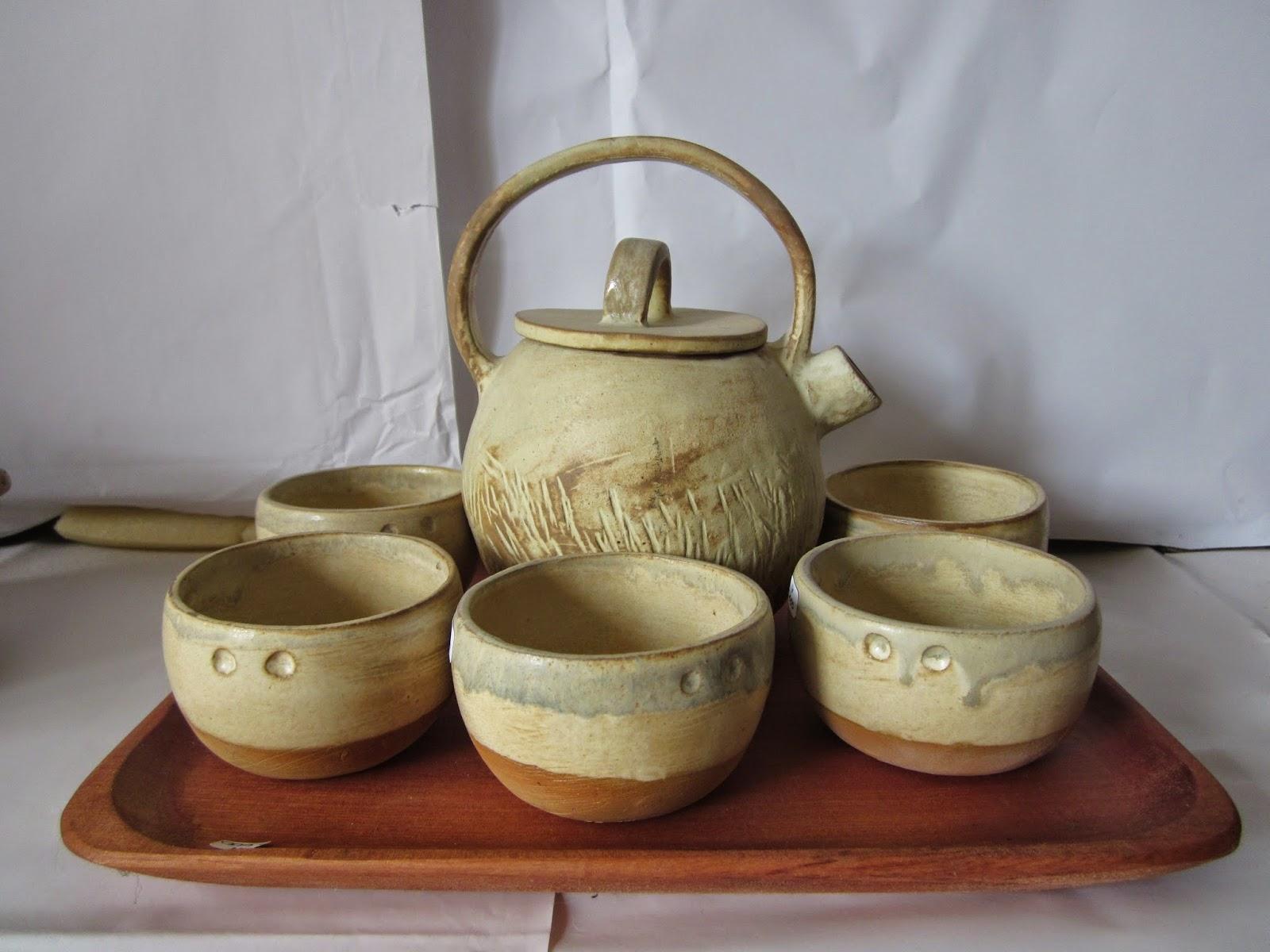 Tetera Ceramica Gres Santiago Chile