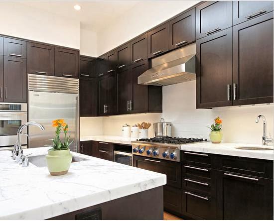 Desain lemari dapur minimalis 2013-2014