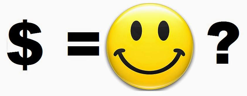 Τα Οικονομικά της Ευτυχίας! Στόχος ευτυχία! Υλικά αγαθά; Χρήματα; Εισόδημα; Ευτυχισμένος!