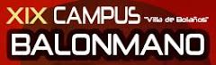 Campus Balonmano Bolaños
