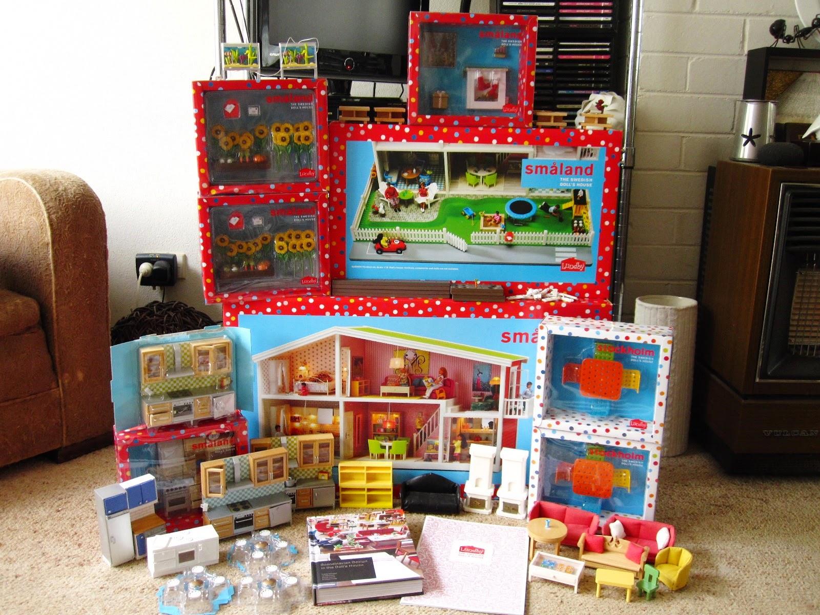Dolls House Furniture Sets Asda