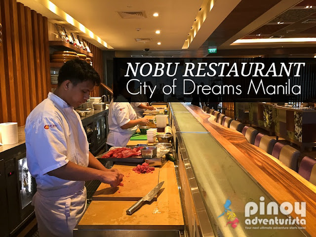 Nobu Restaurants City of Dreams Manila