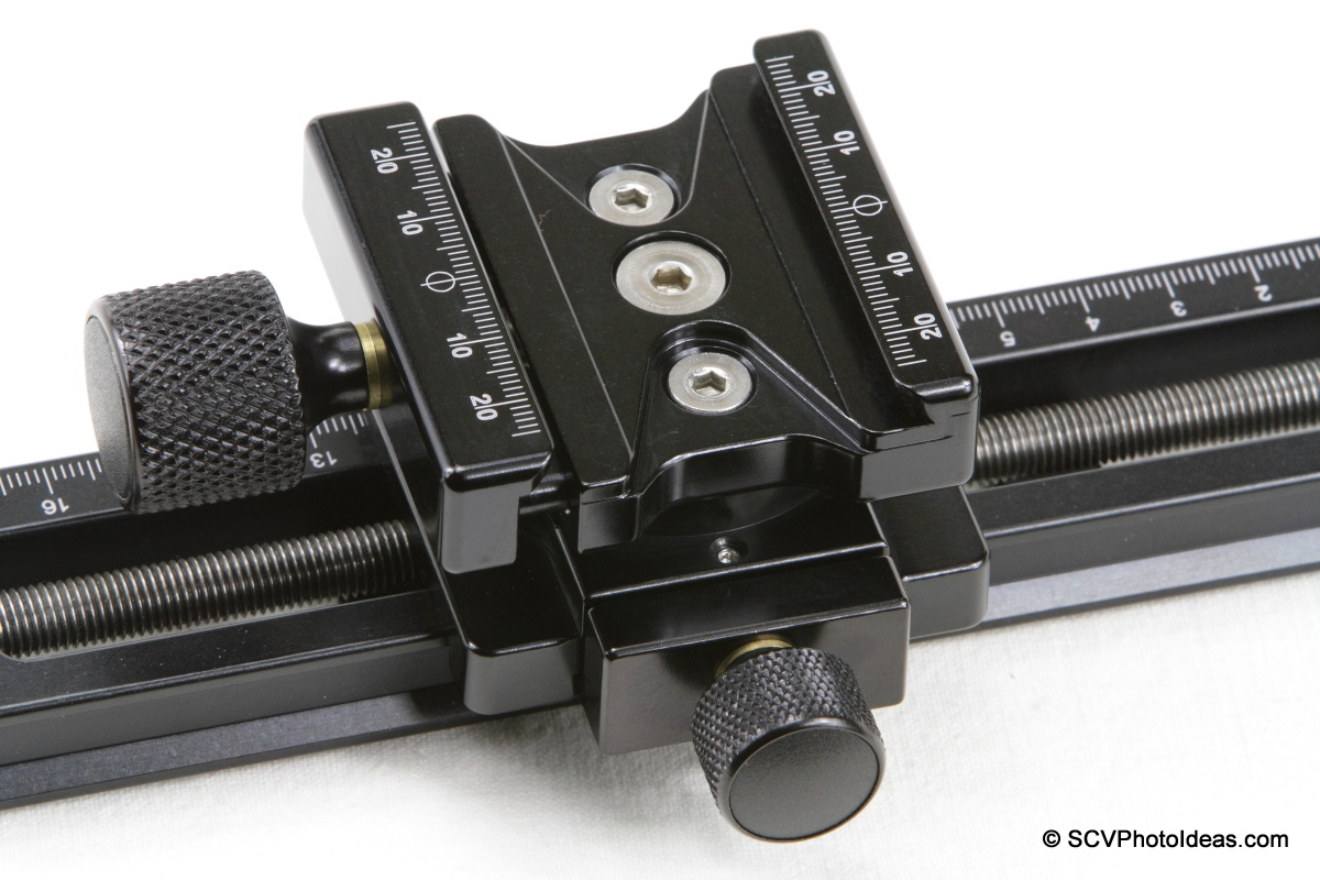 Hejnar PHOTO MS-3 GMFR slider lock clamp