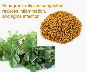 fenugreek health benefits