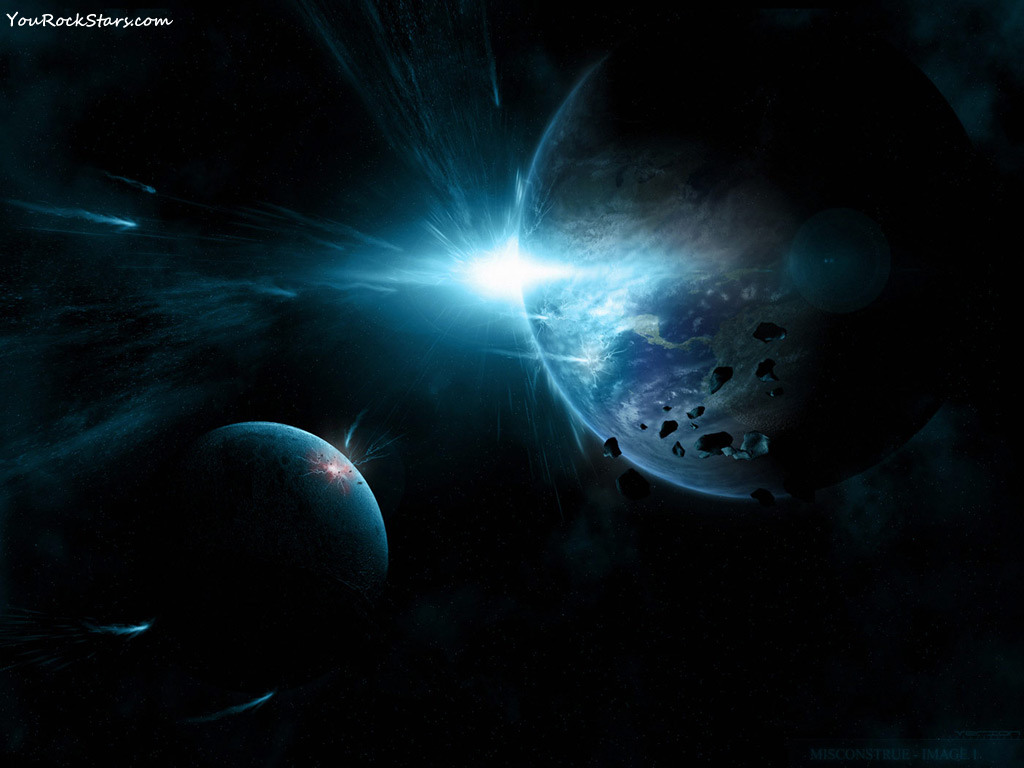 Wallpapers stuff 3d space art for Space in 3d