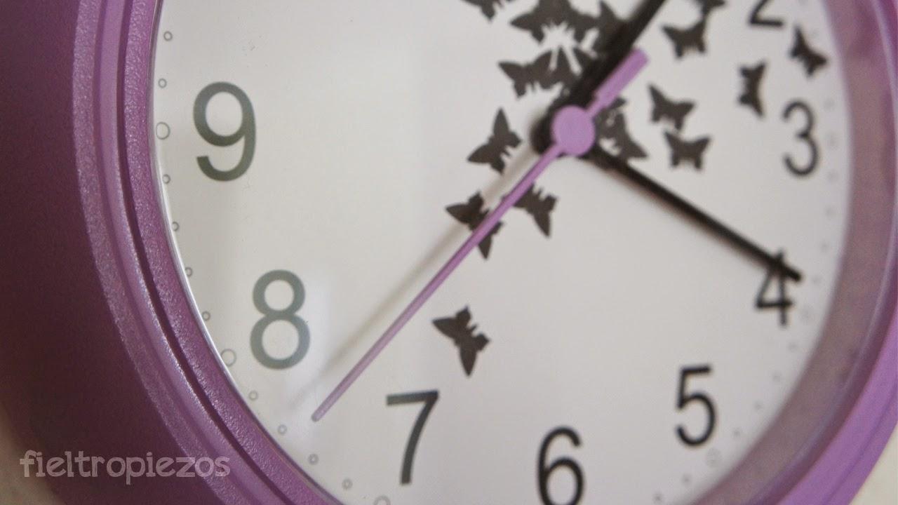 reloj personalizado facil