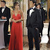 "Emma's and Sutton's BCBG Hall Evening Gown in Ruby Red The Lying Game Season 2, Episode 6: ""Catch Her in a Lie"""