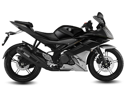 2013 Yamaha R15 V2.0 - Invincible Black