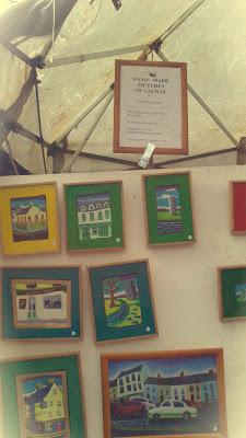 Galway Art Market Pathological Gomez