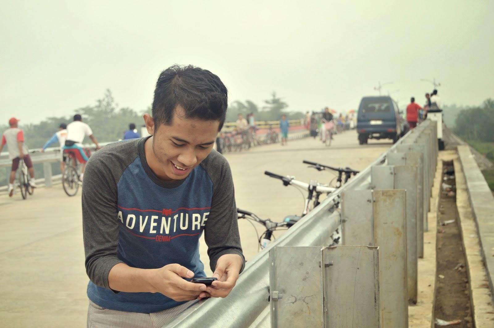 Jembatan Linggamas, Penghubung Purbalingga dan Banyumas