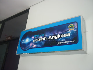 Wahana Jelajah Angkasa/Wahana Luar Angkasa BPTIKP Jawa Tengah