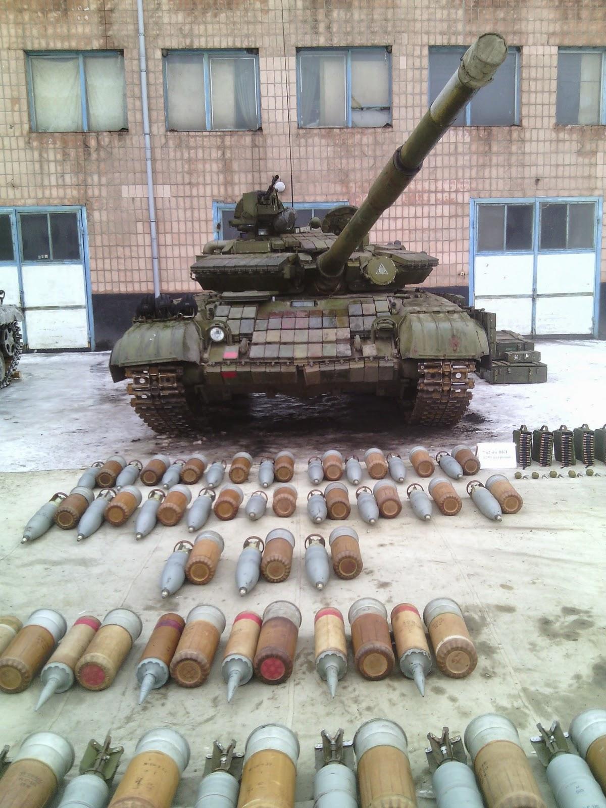 Sobre los T-64 y su desempeño en Ucrania LCAq21-EeZE