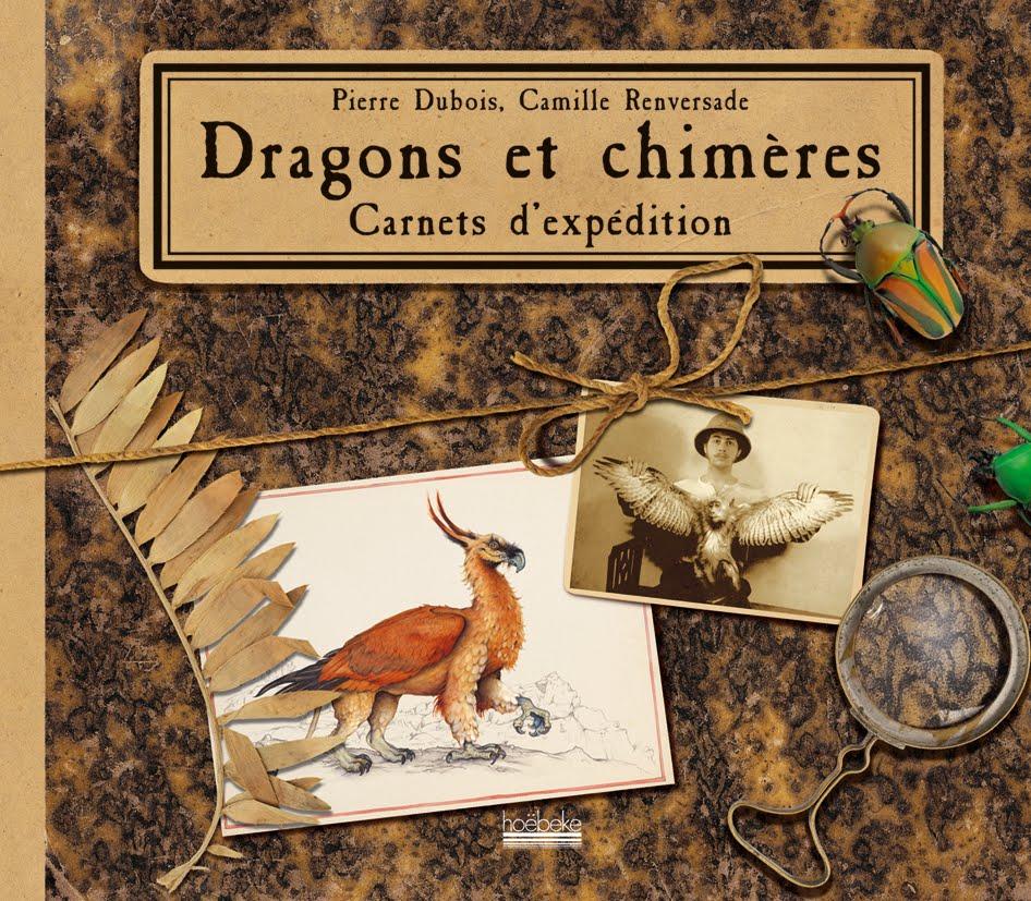 Dragons et Chimères Carnet d'expédition