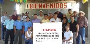 comite de junta de agua Pico Bonito en Olanchito