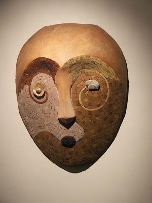 oeuvre en céramique et mosaîque tout l'univers créatif de mimi vermicelle