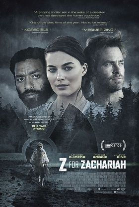 Z for Zachariah Legendado