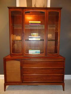 Michael Thomas Lane Furniture Co Cabinet