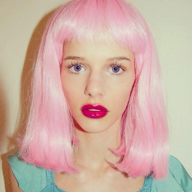 A Lolita Alien Beauty