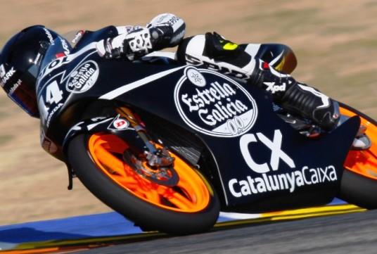 Hasil FP1 MotoGP Valencia 2012 Moto2 Moto3 Lengkap