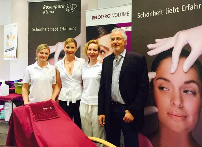 beautypress - Rosenpark Klinik Darmstadt - Das Team & PR