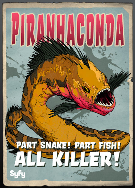 Animal Aggro Arena - Page 2 Piranhaconda