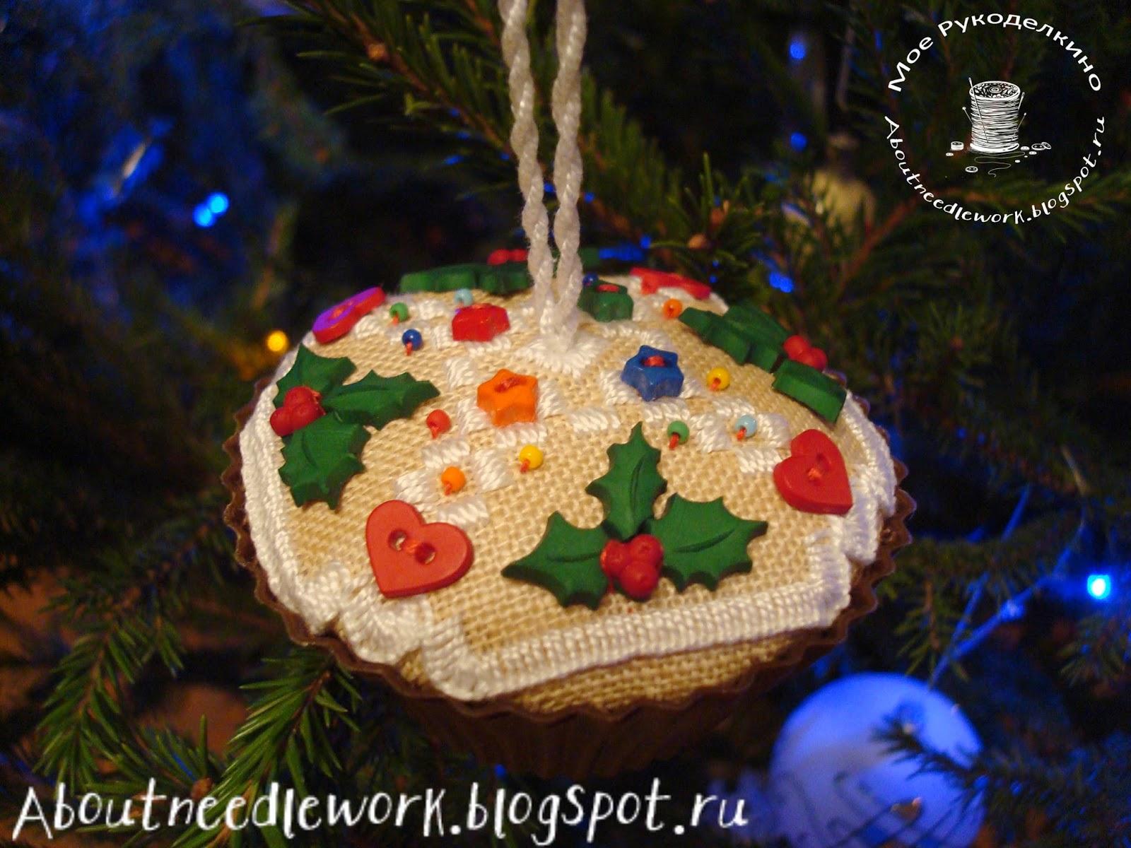 Кексы Gingerbread Cupcakes