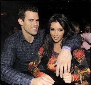 Perpisahan Online Kim Kardashian dan Kris Humphries