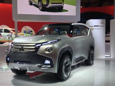2016 Mitsubishi Pajero Specs Concept Price
