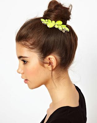 ASOS Gemstone Hair Clip