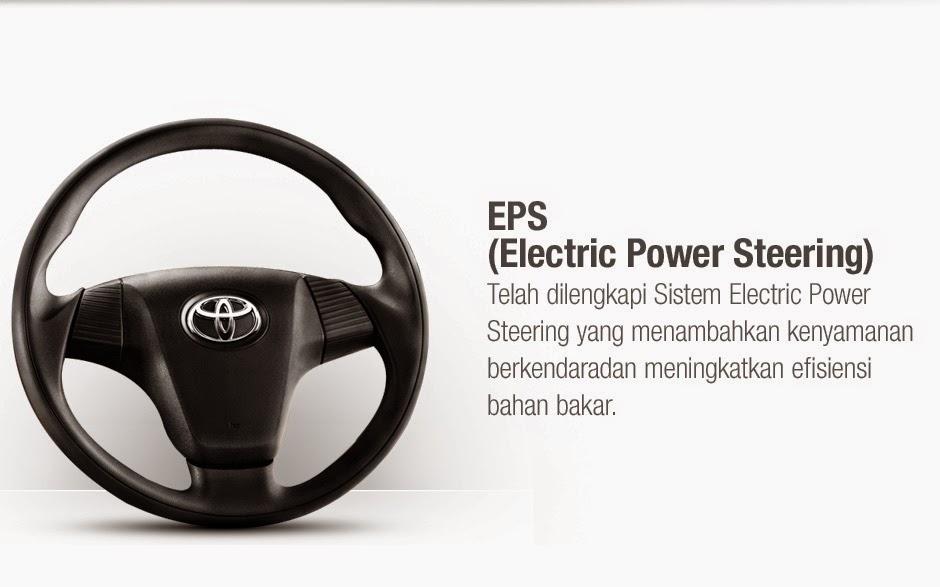 EPS toyota avanza 2015
