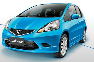 Daftar Harga Mobil Honda 2013