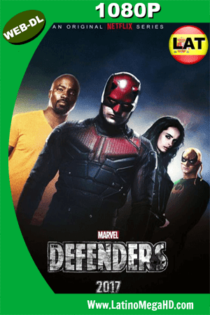 The Defenders Temporada 1 (2017) Latino HD WEB-DL 1080P ()