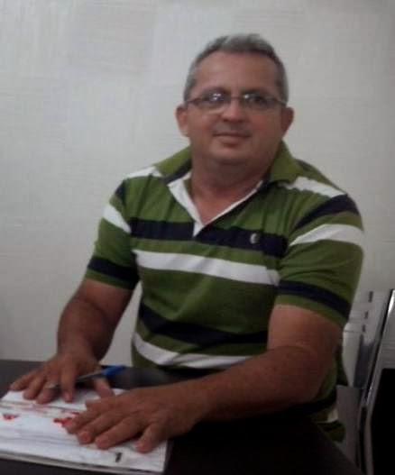 PRESIDENTE DO SINDSEM: Manoel de Castro Uchôa (BIEL)