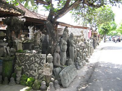 Pahat Patung - Batubulan Bali