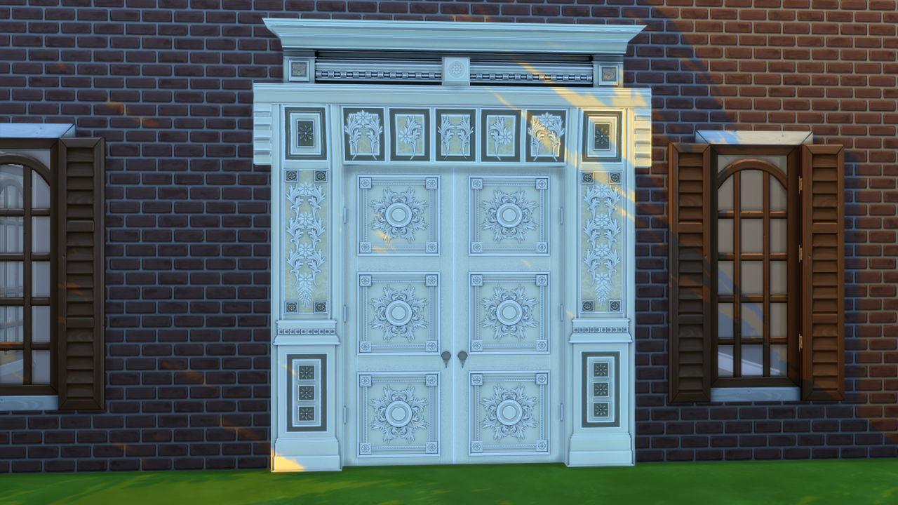 My Sims 4 Blog Bioshock Infinite Conversions And More By