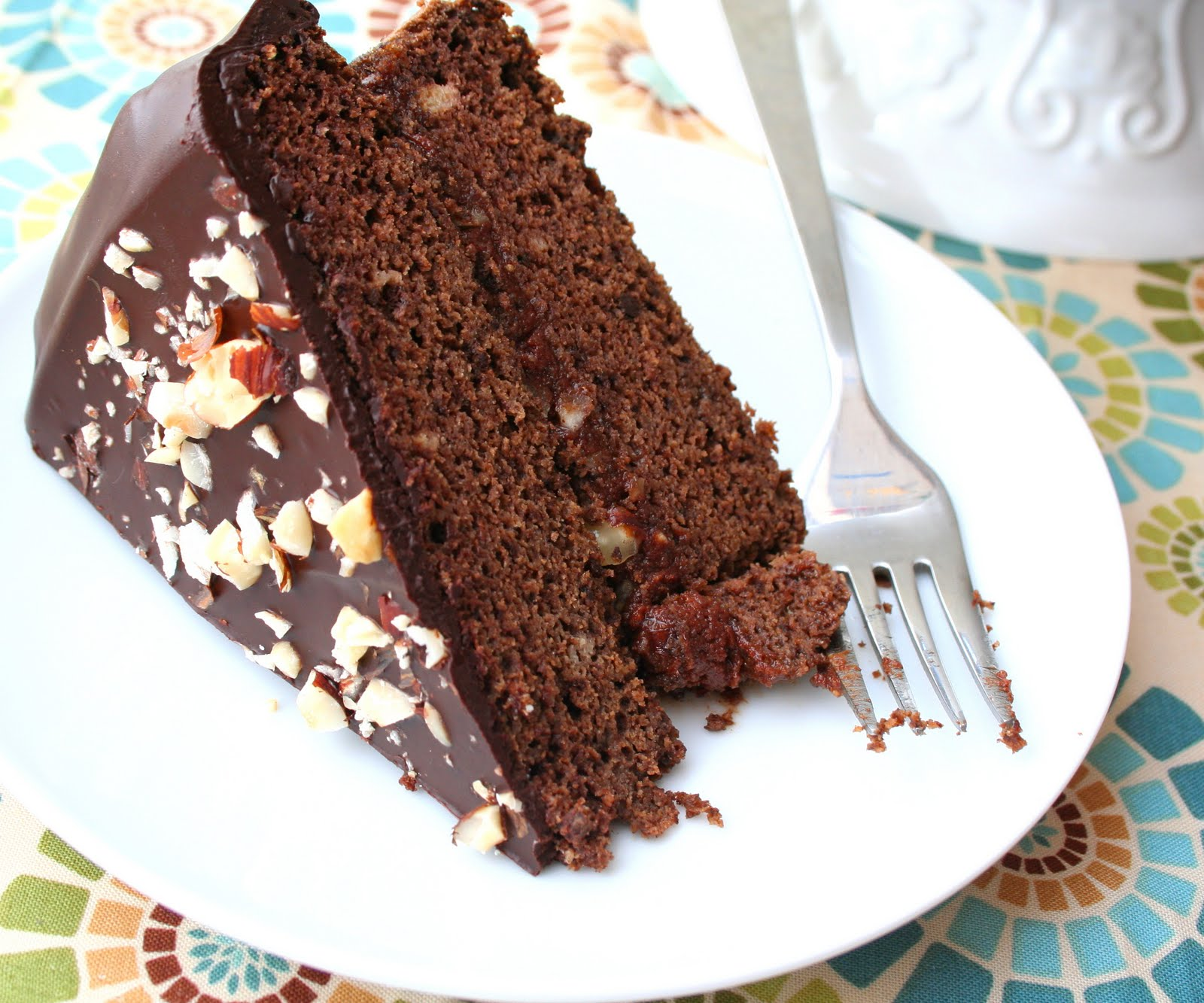 Devil's Food Cake With Hazelnut Crunch Recipes — Dishmaps