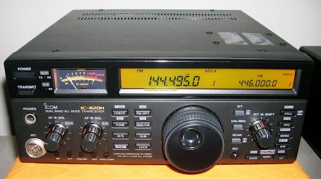 Icom IC-820H