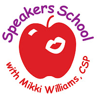 Mikki Williams Speaker's Schoo Logo