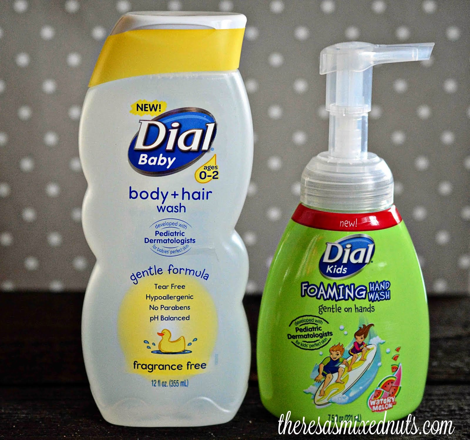 Enter To Win Dial Baby & Kids