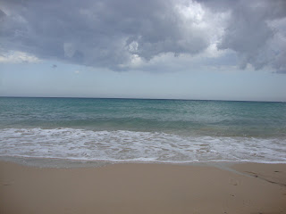 Sea waves and Cloudy sky - L'Almadrava - L'Arenalet