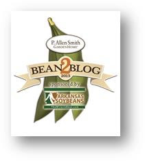 Bean2Blog with P. Allen Smith and the Arkansas Soybean Promotion Board