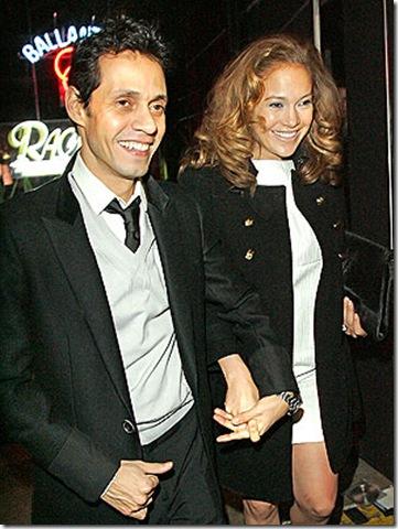 Hadascha\'s Runway: Jennifer Lopez and Marc Anthony Divorcejennifer lopez husband