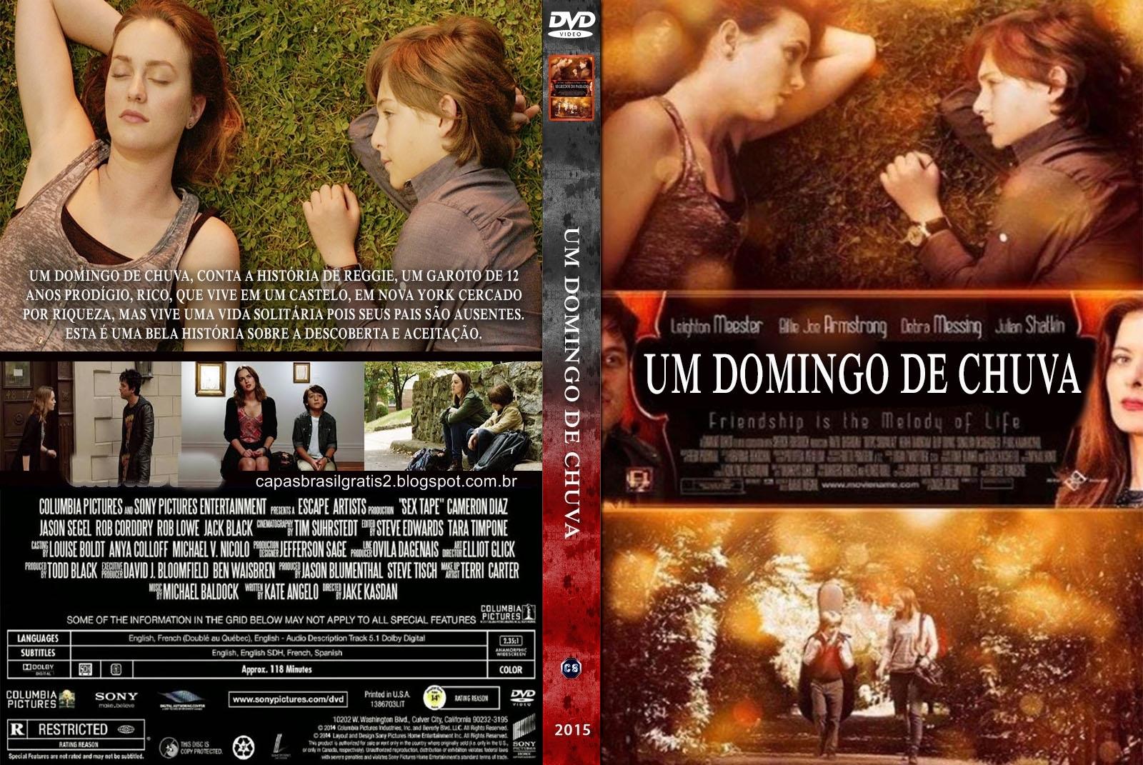 Download Um Domingo de Chuva DVDRip XviD Dual Áudio Um Domingo de Chuva