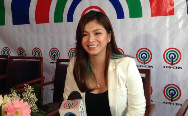 Angel Locsin renews contract with ABS-CBN and Star Cinema