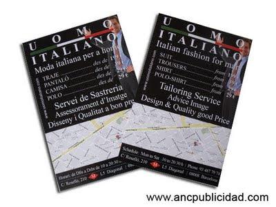 Impresión folletos Barcelona