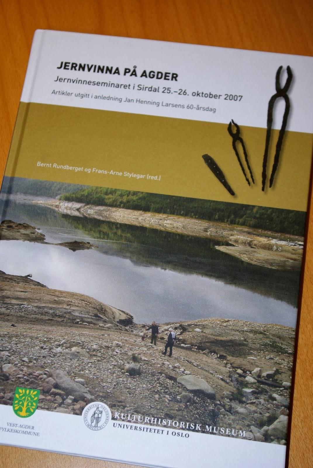 Jernvinna på Agder (2008)
